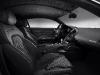 2013 Grey Audi R8 V10 optional bucket seats