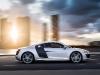 2013 Grey Audi R8 V10 Side View