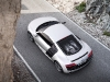 2013 Grey Audi R8 V10 Top View