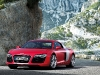 2013 Red Audi R8 Front View