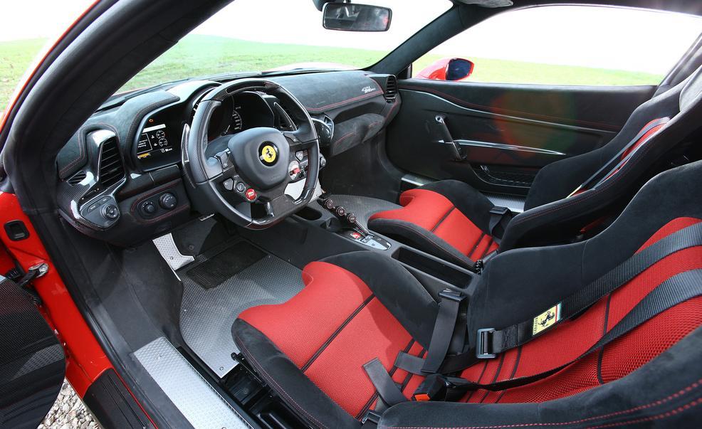 Ferrari 458 Speciale Image 13