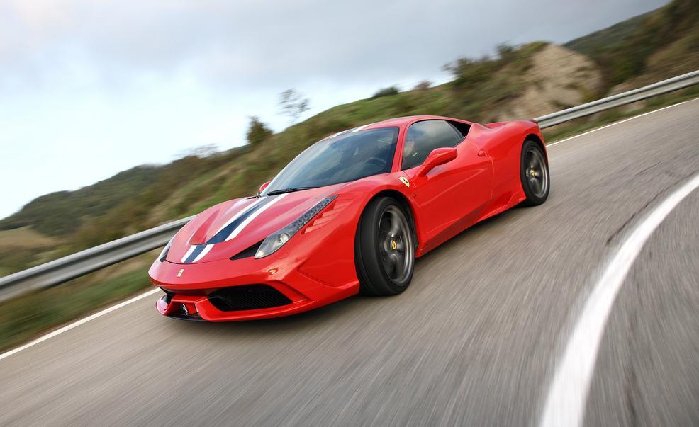 Ferrari 458 Speciale Image 3