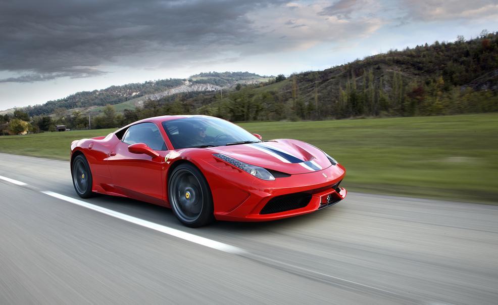 Ferrari 458 Speciale Image 6