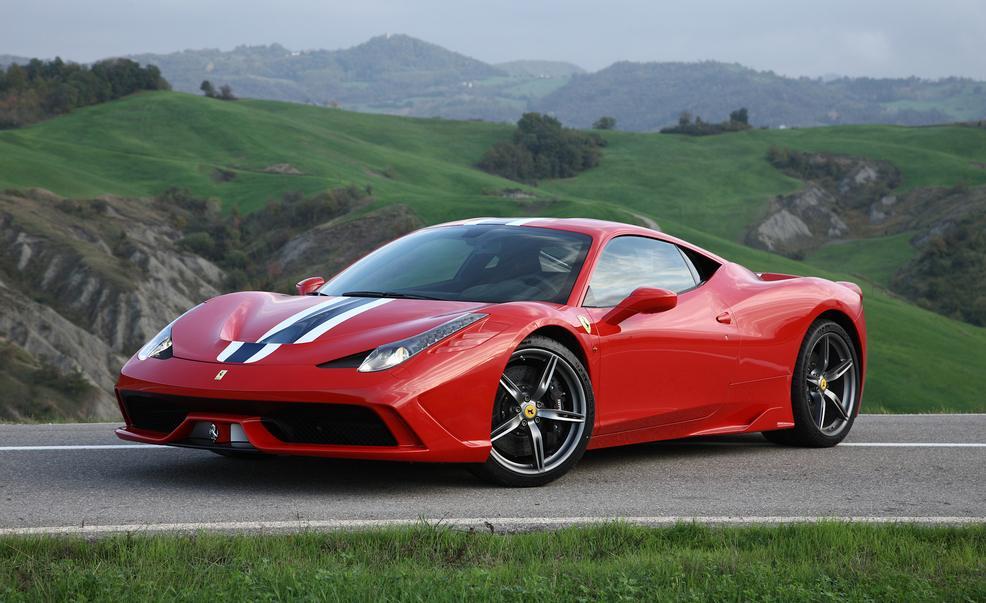 Ferrari 458 Speciale Image 7