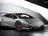 Lamborghini Gallardo LP 570-4 Squadra Corse สีเทา