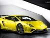 Lamborghini Gallardo LP 570-4 Squadra Corse สีเหลือง