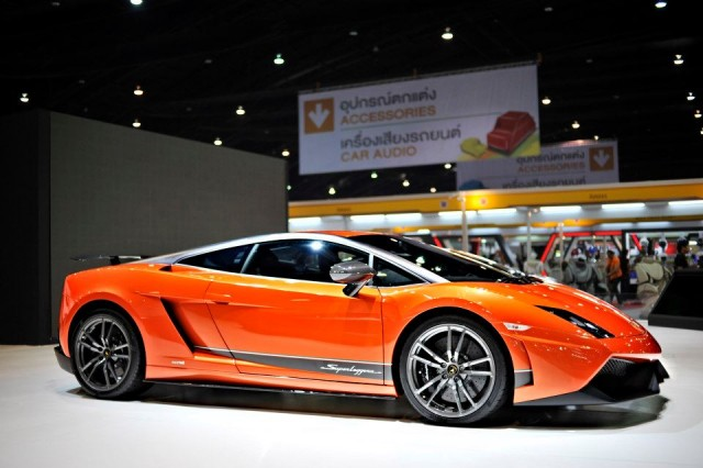 2013 Lamborghini Gallardo LP570-4 Superleggera Edizione Tecnica