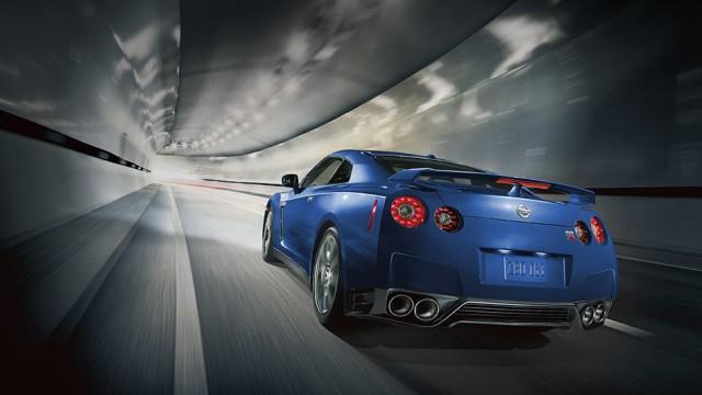 2013 Nissan GT-R (R35)