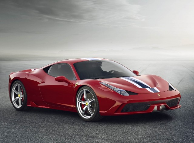 Ferrari 458 Speciale ที่สุดของเครื่อง V8 เฟอร์รารี่