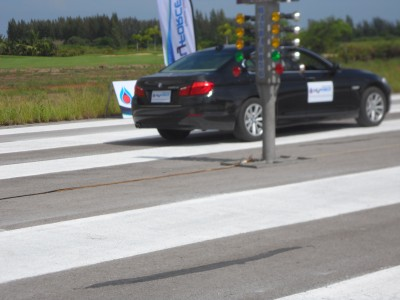 PTT HyForce Premium Diesel Test Drive BMW 2