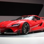 Toyota FT-1 Concept รถต้นแบบตัวแทน Supra
