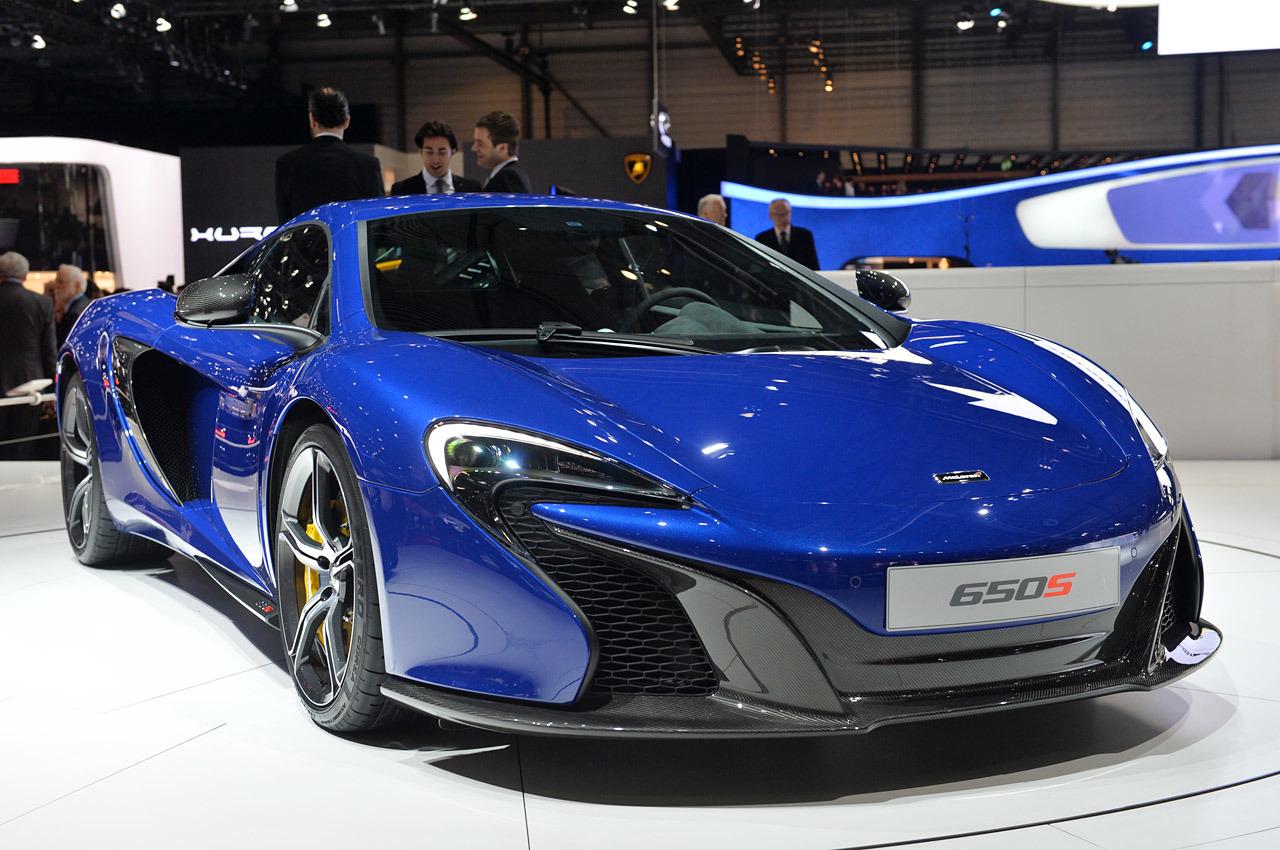 McLaren 650S กำลังที่เหนือกว่า 12C