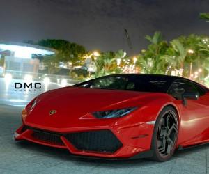 "Lamborghini Huracan ชุดแต่ง""Affari""จาก DMC"