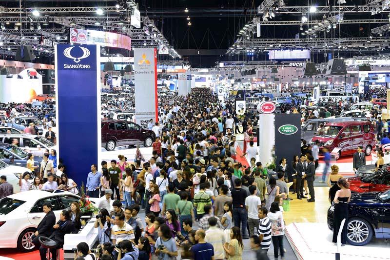 คนรักรถสปอร์ตห้ามพลาด Motor Expo 2014 มอเตอร์เอ็กซ์โป 2014 (29 พ.ย. – 10 ธ.ค 2557)