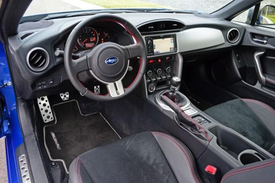 2014 Subaru BRZ Image 4