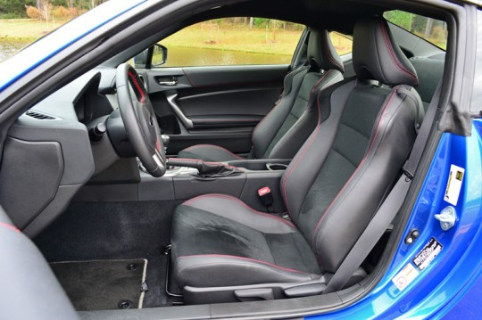 2014 Subaru BRZ Image 6