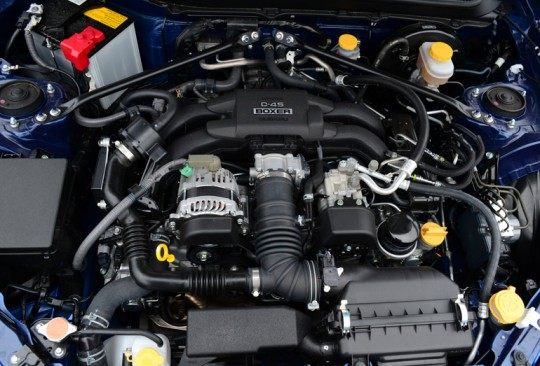 2014 Subaru BRZ Image 8