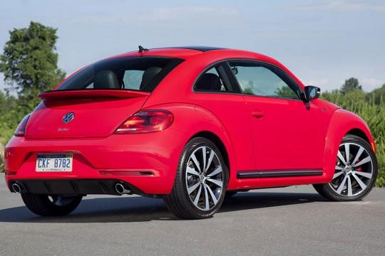 2014 Volkswagen Beetle Image 3