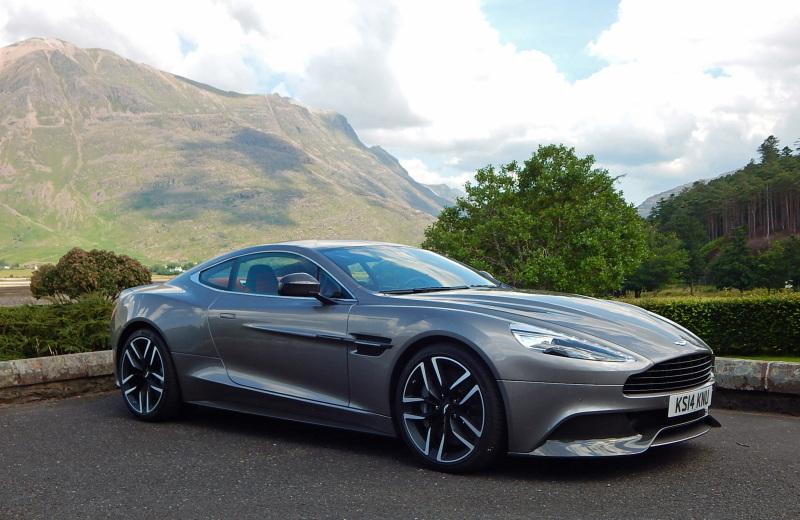 2015 Aston Martin Vanquis
