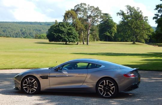 2015 Aston Martin Vanquish Image 7