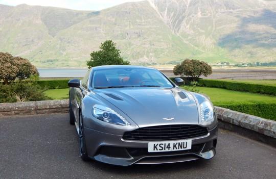 2015 Aston Martin Vanquish Image 8