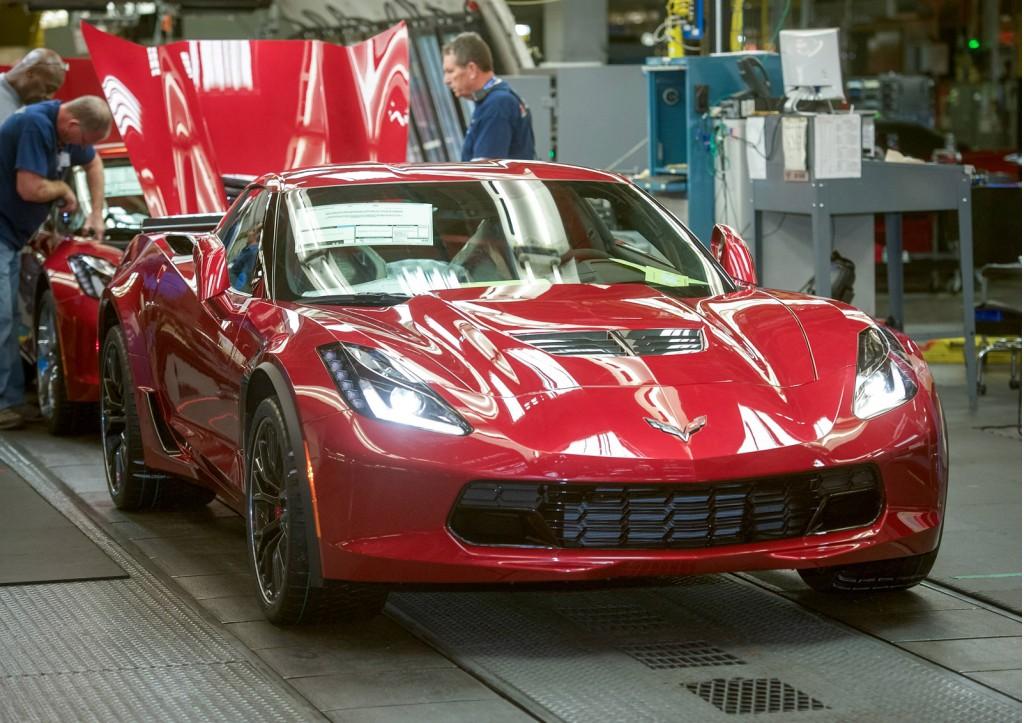 Chevrolet Corvette Z06 รถที่อยากเเนะนำให้ทำความรู้จัก