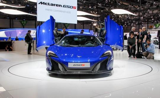 2015 McLaren 650S Image 1