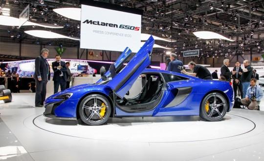 2015 McLaren 650S Image 3