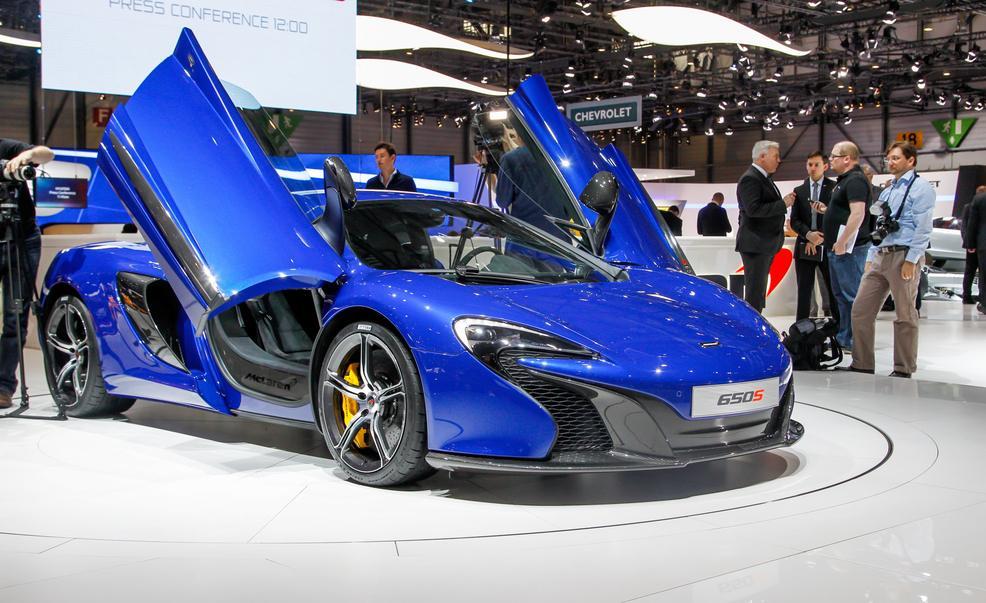 McLaren 650S เผยความล้ำหน้าของรถจากเมืองผู้ดี