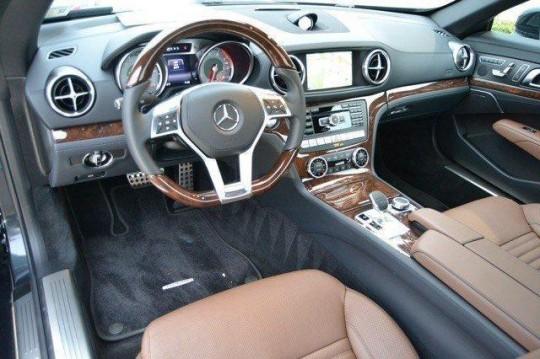 2015 Mercedes-Benz SL Image 6