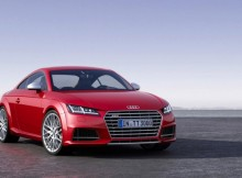 2016 Audi TT รถสปอร์ตมีสไตล์