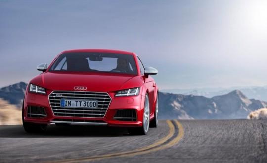 2016 Audi TT รถสปอร์ตมีสไตล์  Picture 1