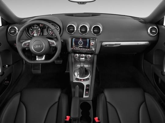 2016 Audi TT รถสปอร์ตมีสไตล์ Picture 5
