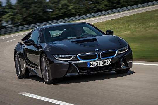 2014 BMW i8 Image 1