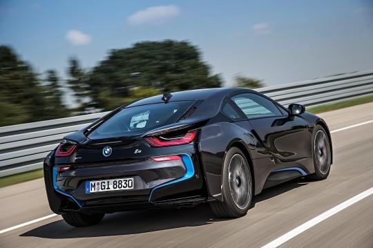 2014 BMW i8 Image 2