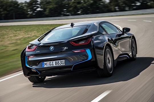 2014 BMW i8 Image 3