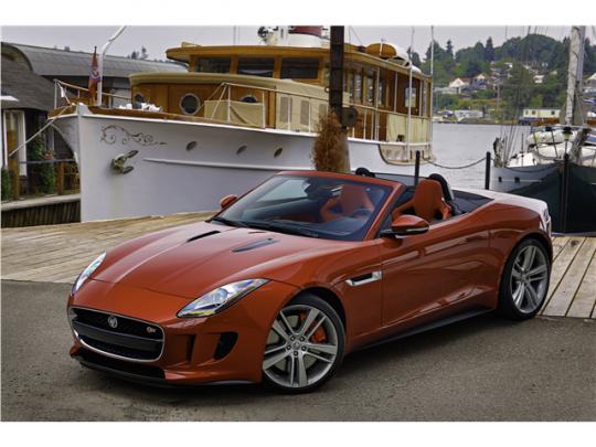 Jaguar F-Type รถสปอร์ตทั้งหรูทั้งแรง