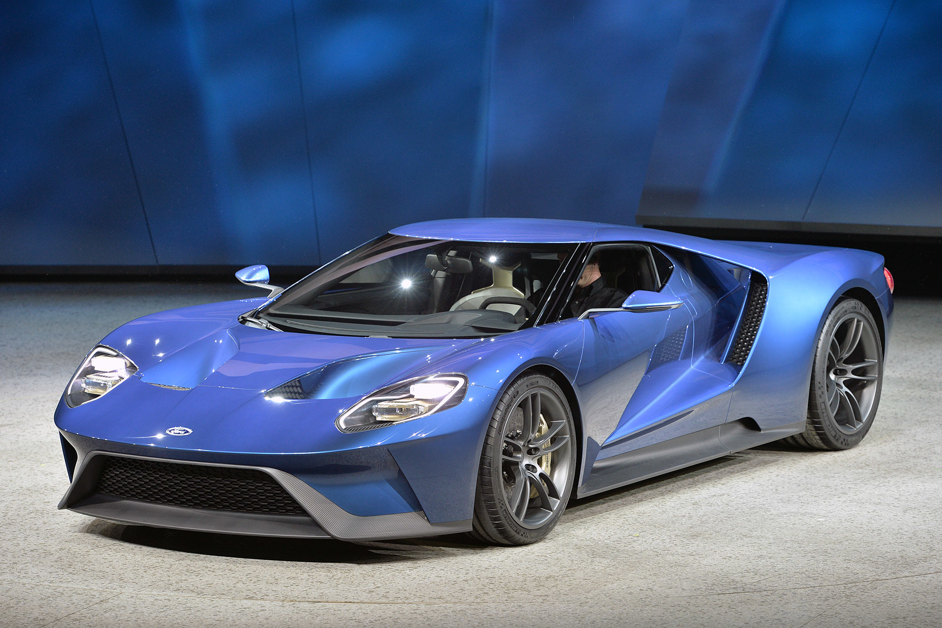 New Ford GT 2016 Supercar Concept