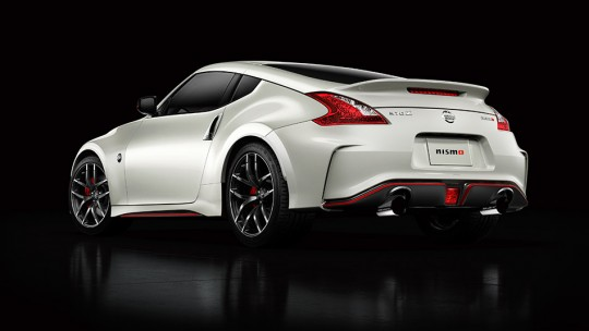 2015 Nissan 370Z NISMO Picture 1
