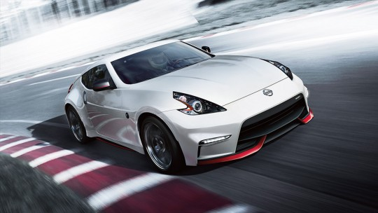 2015 Nissan 370Z NISMO Picture 3