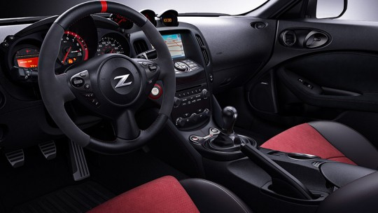 2015 Nissan 370Z NISMO Picture 6