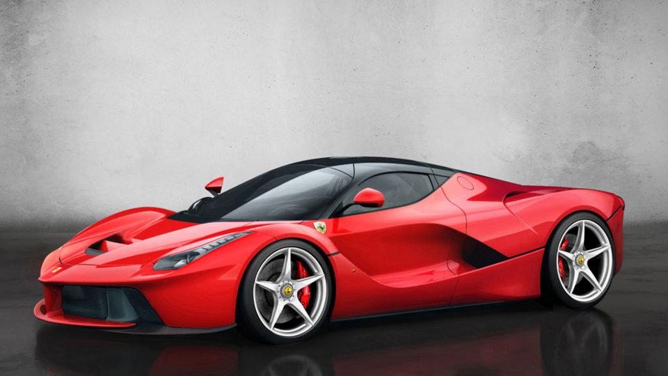 LaFerrari ลาร์เฟอร์รารี่สมรรถนะเเรงสุด เพียง 499 คันเท่านั้น