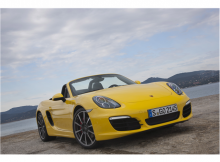 Porsche Boxster รถสปอร์ตเปิดประทุน