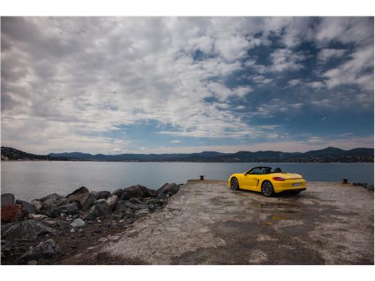 Porsche Boxster รถสปอร์ตเปิดประทุน  4