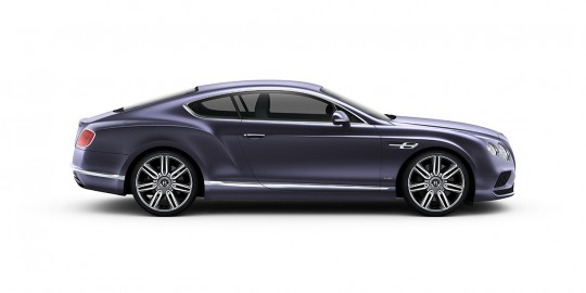 2015 Bentley Continental GT 2