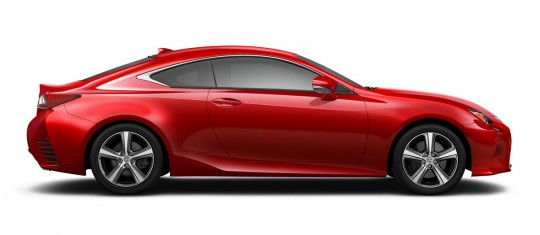 Lexus RC 350 3