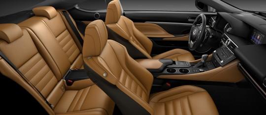 Lexus RC 350 5