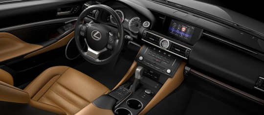 Lexus RC 350 6