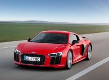 New Audi R8 2015