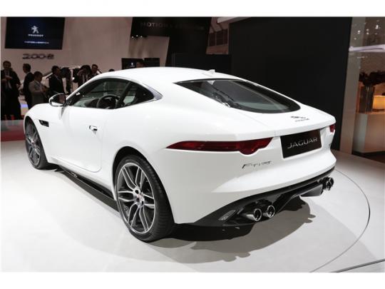 2015 Jaguar F-Type Pic 1